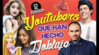 Video YOUTUBERS QUE HAN HECHO DOBLAJES - 52 Rankings MP3, 3GP, MP4, WEBM, AVI, FLV Desember 2018