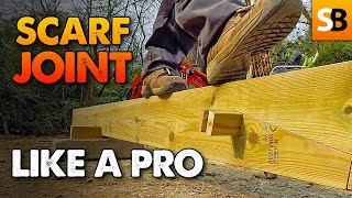 Video How to Create a Scarf Joint like a Pro! MP3, 3GP, MP4, WEBM, AVI, FLV Agustus 2019