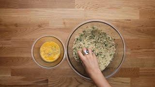 Garlic Parmesan Zucchini Chips by Tasty