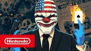 PAYDAY 2 - Trailer (Nintendo Switch)