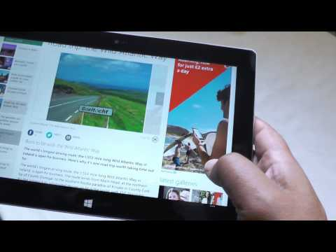 Microsoft Surface 2 4G - full review of this fast, sleek Windows with superb keyboard [Review]