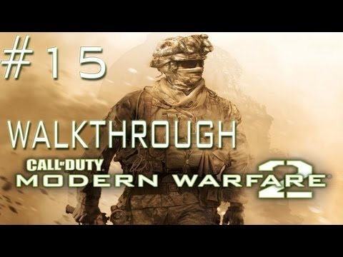 Call Of Duty: Modern Warfare 2 - This is the walkthrough for Call of Duty: Modern Warfare 2 Mission 15 - Loose Ends Hope you enjoy. Please rate and subscribe. ----------------------------OPE...