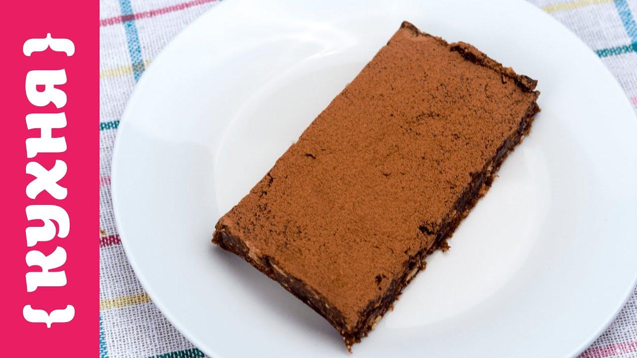 Десерты без выпечки быстро и вкусно рецепты
