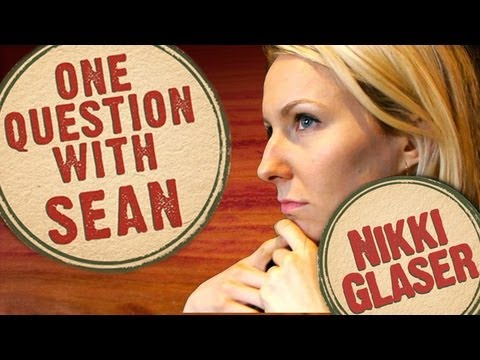 Nikki Glaser: Terrible Mean Jokes - One Question with Sean