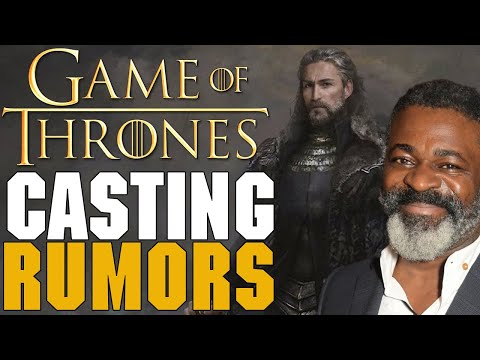 House of the Dragon Prequel Casting Rumors - Game of Thrones Podcast Discussion