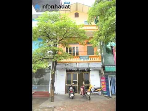 Cho thuê nhà quận Long Biên, số 268 mặt đường Nguyễn Văn Linh.wmv