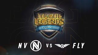 VOD of Team Envy vs.FlyQuest (Game 3) NA LCS Summer Split Week 7 2017 #NALCS Team Envy Lineup: Seraph - Top Shen...