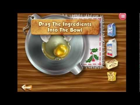 Video of Gingerbread Crazy Chef