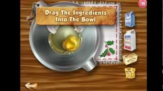 Gingerbread Crazy Chef YouTube video