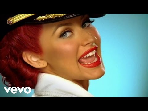Christina Aguilera - Candyman (Official Music Video)