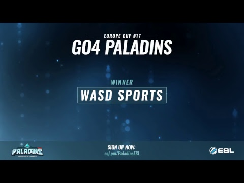 ESL Go4Paladins Europe Cup #17