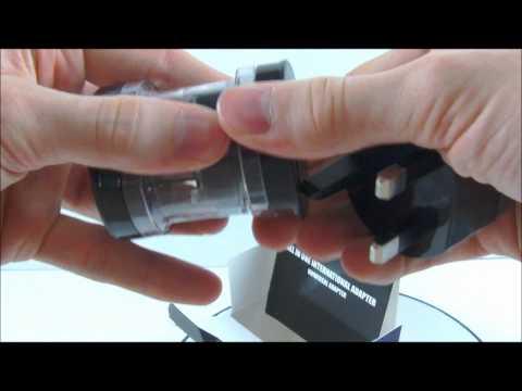 Reisestecker Universal Steckdosenadapter Weltadapter