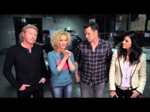 Little Big Town Fights Against Child Hunger