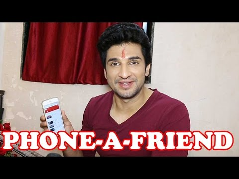 Phone-a-Friend with Avika Gor and Manish Raisingha