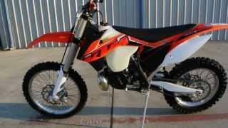 5. $8,499: 2014 KTM 300 XC  Electric Start 2 Stroke