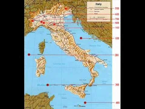 basi ufo in italia e nel mondo!
