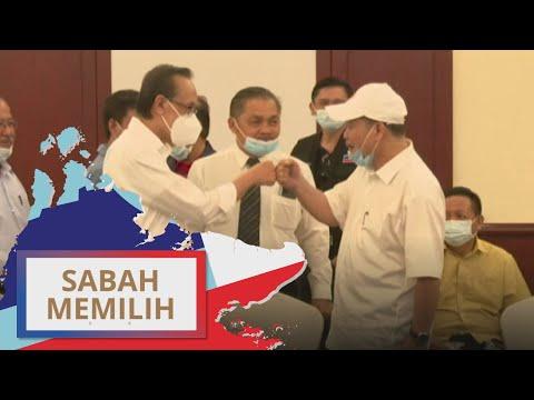 PRN Sabah: [01:00PM] Siapa Ketua Menteri Sabah?