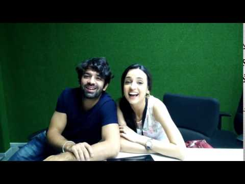 "HotStar Twitter Q&A Clip 1: Barun Sobti And Sanaya Irani Said ""We Love You"" To All IPKKNDians"