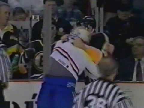 Sandy Moger vs Chris Murray Jan 28, 1996