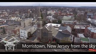 Morristown (NJ) United States  city photos gallery : Morristown, New Jersey - Drone Video Tour