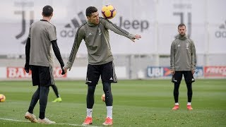Video Cristiano Ronaldo Extraordinary Skills & Tricks in Training 2019 MP3, 3GP, MP4, WEBM, AVI, FLV April 2019