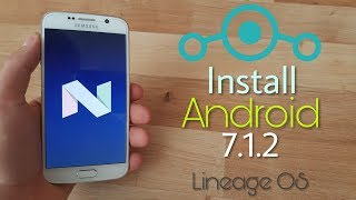 Hi guys today we are going to install and review the Android 7.1.2 Lineage OS on the Galaxy S6 :)If you have urgent questions follow and write me on: ►Snapchat: timur_alaskara►Instagram: BerkBuradaDownload http://bit.ly/2sd7lOVBIG THX to UltraGamerHD !Music: Indigo - Hopehttps://youtu.be/XjGdQ6vImVM