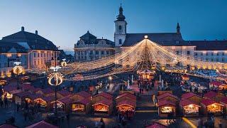 Sibiu Romania  city images : Sibiu Transylvania Romania Timelapse
