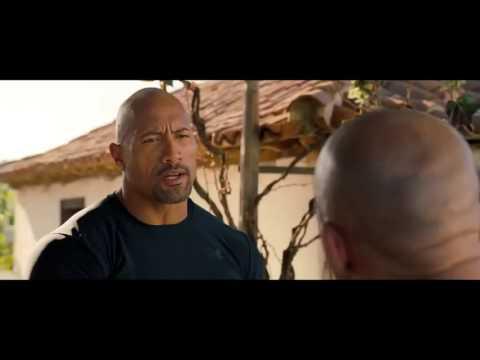 Trailer de Rápido y Furioso (En Español)