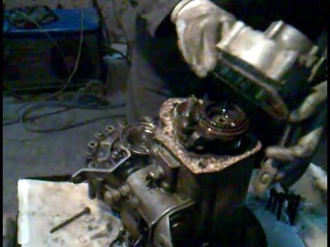 Фольксваген джетта 2 ремонт своими руками видео
