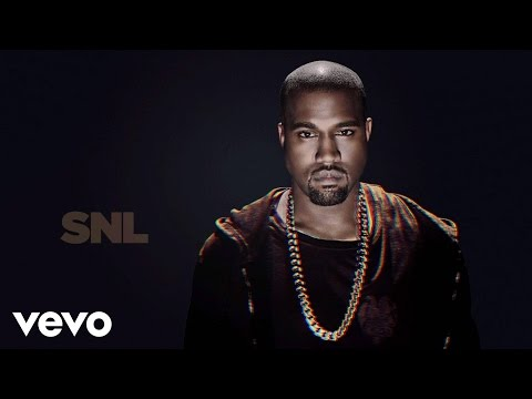 Kanye West - New Slaves (Live on SNL)