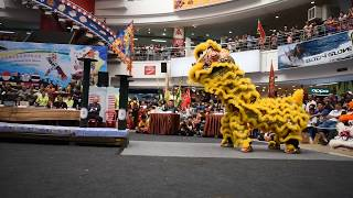 8th Penang International Lion Dance Competition - Indonesia