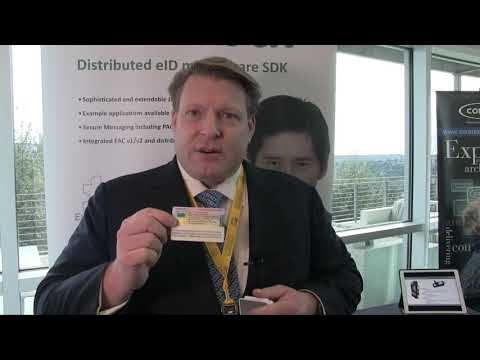 #IGEL #disruptEUC 2018 Video Interview with Brian Kowal of Cryptovision