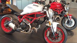 1. 2019 Ducati Monster 797 & Monster 821 | Specs & Price | Ficha Tecnica & Precio |