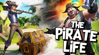 PIRATE BATTLES, TREASURE HUNTING and SINKING SHIPS! - Sea of Thieves RELEASE STREAM *LIVE*