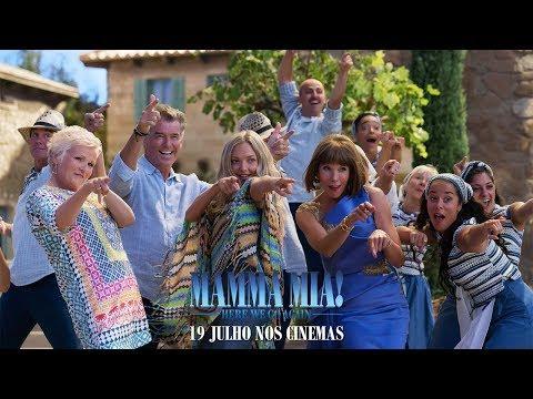 """Mamma Mia! Here We Go Again"" - Spot Recordar (Universal Pictures Portugal) | HD"