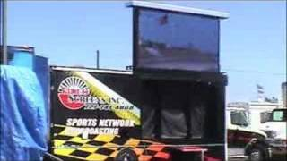 Sebring Race Video Advertising Truck