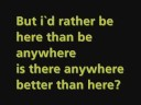 The Verve - Rather be (fanmade) with lyrics