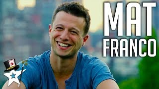 Video BEST Magician Winner Mat Franco on America's Got Talent 2014 | Magicians Got Talent MP3, 3GP, MP4, WEBM, AVI, FLV Maret 2019