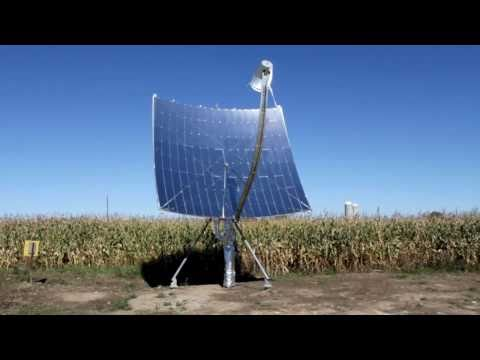 Concentrated Solar Power (CSP) – Murray Power and Generation