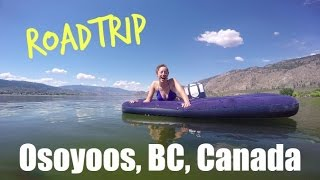 Osoyoos (BC) Canada  City pictures : SKINNY DIPPING AND SUNSHINE | Osoyoos, BC with My Girlfriend