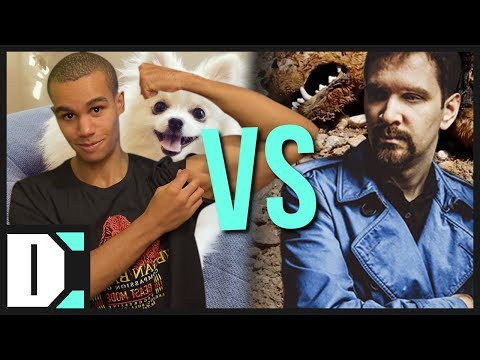The Veganism Debate with 'Vegan Gains' - Destiny Debates