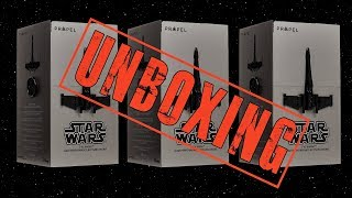Drony Propel Star Wars - Unboxing