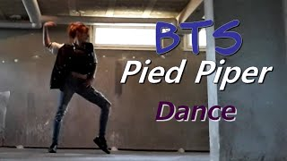 Video BTS [방탄소년단] - Pied Piper Dance MP3, 3GP, MP4, WEBM, AVI, FLV April 2018