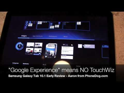 0 Galaxy Tab 10.1