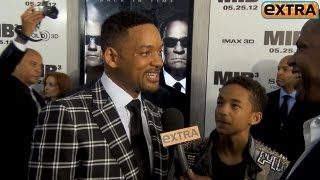 Will Smith and Son Jaden on Who's the Biggest Movie Star