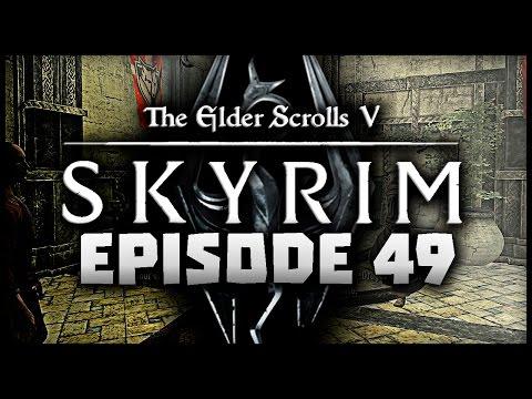 """Skyrim w/ TheKingNappy – Ep 49 """"Distracted"""""""