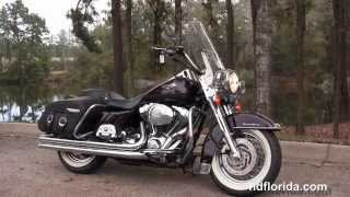 3. Used 2004 Harley Davidson Road King Classic Motorcycles for sale