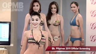 Video Bb. Pilipinas 2011 Swimsuit (Official Screening) MP3, 3GP, MP4, WEBM, AVI, FLV Juni 2018