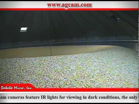 AgCam Fall 2010 - 8,000 Bushel Grain Bun unload