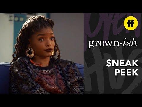 grown-ish Season 2, Episode 11 | Sneak Peek: Jazz Gets Hacked | Freeform